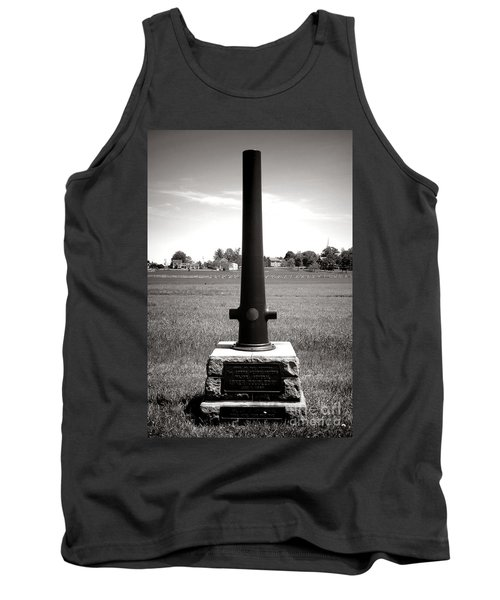 Gettysburg National Park Army Of The Potomac Headquarters Monument Tank Top