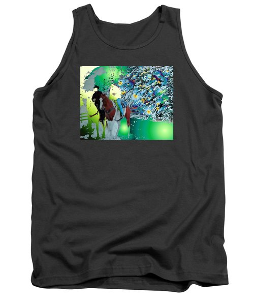 Ghost Riders Tank Top