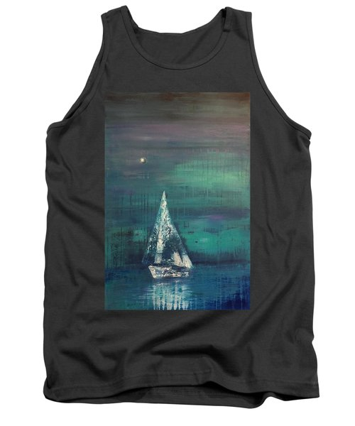 Ghost Ship Tank Top