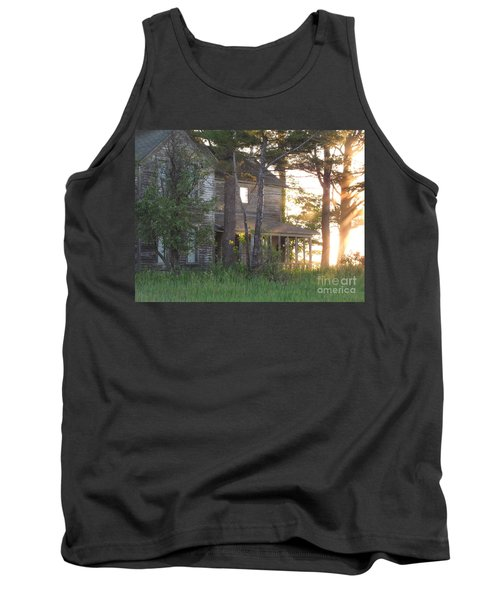 Ghostly Light Tank Top