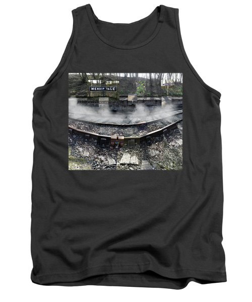 Ghosts Of A Railway Tank Top