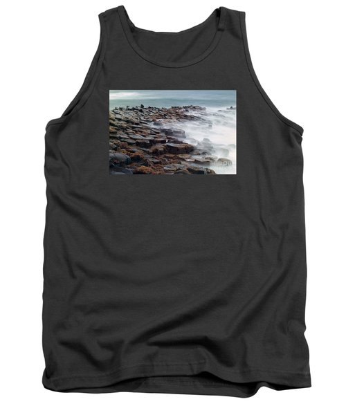Tank Top featuring the photograph Giants Causeway by Juergen Klust