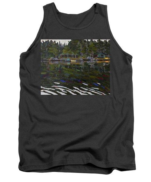 Gilmour Island Tank Top