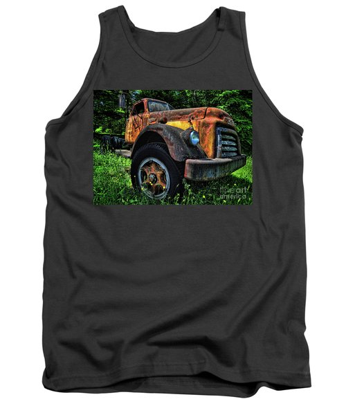 Jimmy Diesel Tank Top