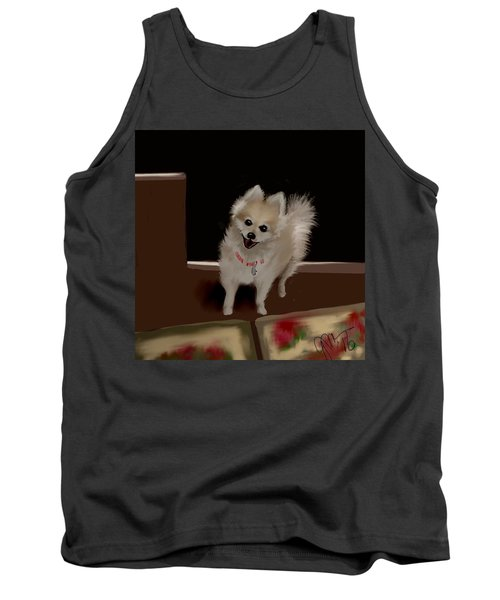 Ginger Ll Tank Top