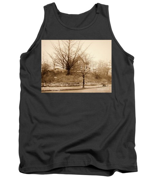 Ginkgo Tree, 1925 Tank Top by Cole Thompson