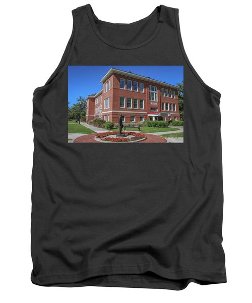 Girard Hall Day Shot Tank Top by Gregory Daley  PPSA