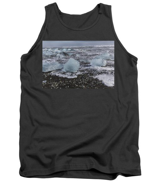 Glacier Ice 3 Tank Top