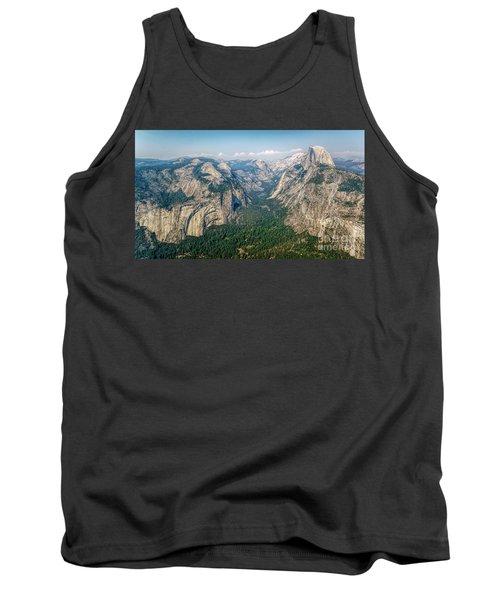 Glacier Point Yosemite Np Tank Top