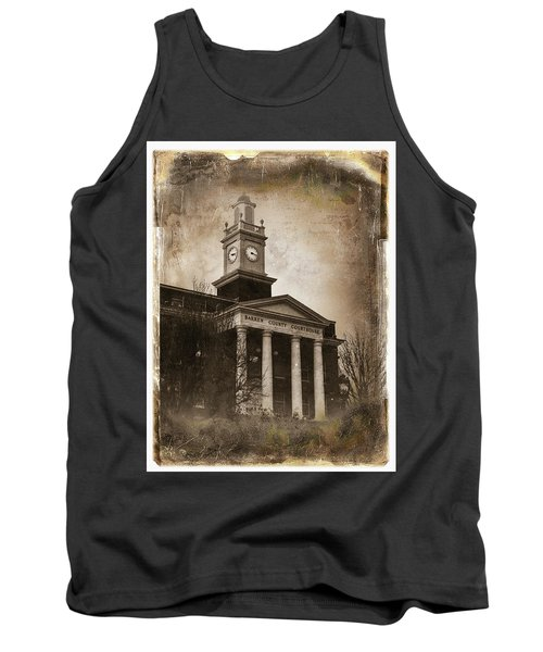 Glasgow Ky Courthouse Tank Top