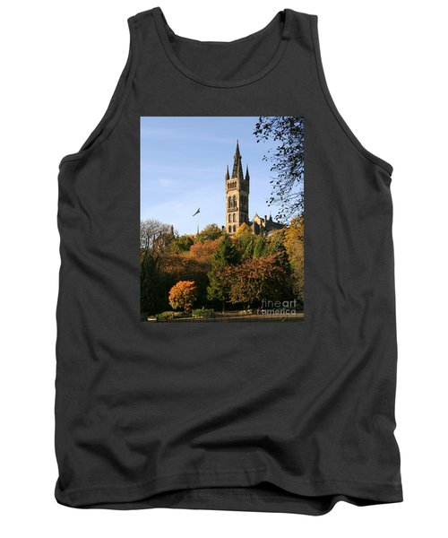 Glasgow University Tank Top by Liz Leyden