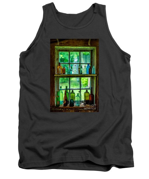 Glass Bottles Tank Top