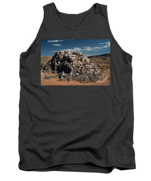 Glass Mountain Capital Reef National Park Tank Top