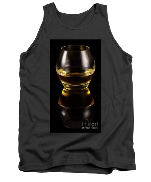 Glass Of Whiskey Tank Top