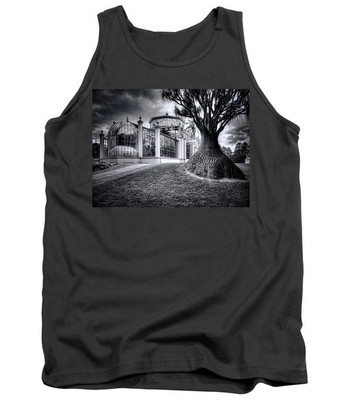 Glasshouse And Tree Tank Top