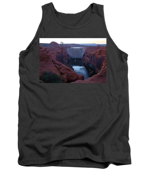Glenn Canyon Dam Tank Top