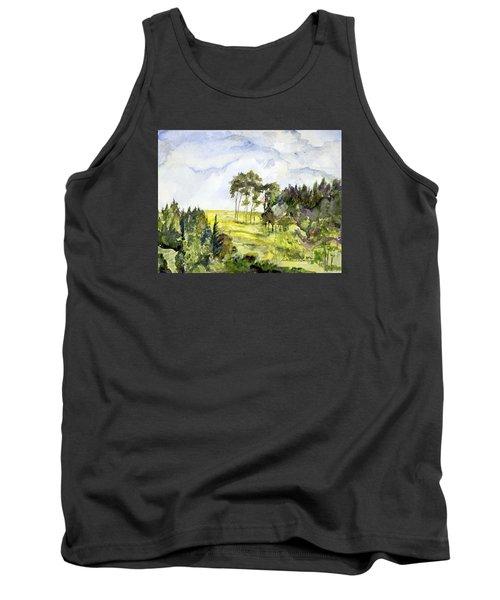 Glendalough Hillside Tank Top