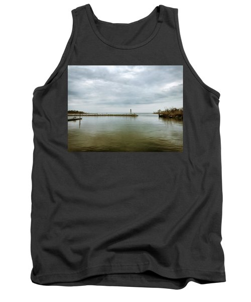 Gloom On The Bay Tank Top