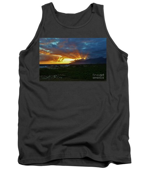 Glorious Morning Light Tank Top by Craig Wood