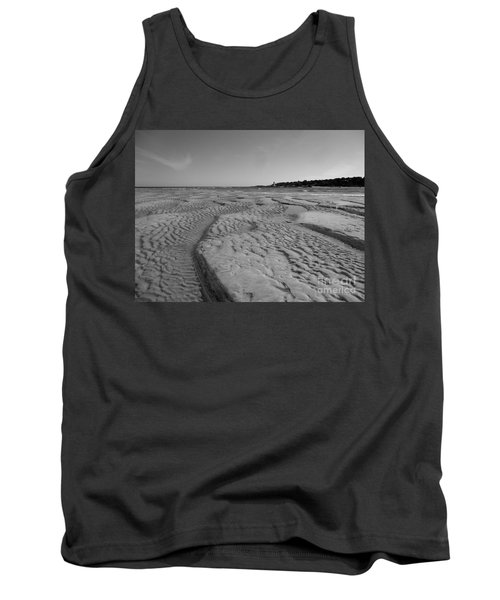 Gloucester Lighthouse Monocrhome Tank Top