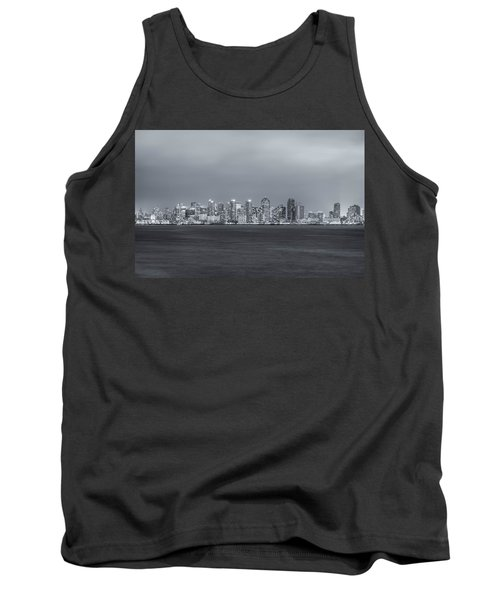 Glowing In The Night Tank Top by Joseph S Giacalone