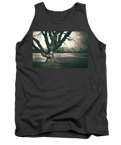 Gnarled Old Tree Tank Top