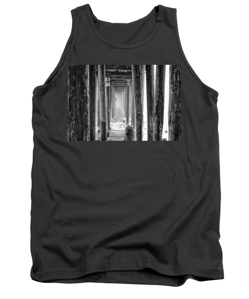 Tank Top featuring the photograph Go Deep by Lora Lee Chapman
