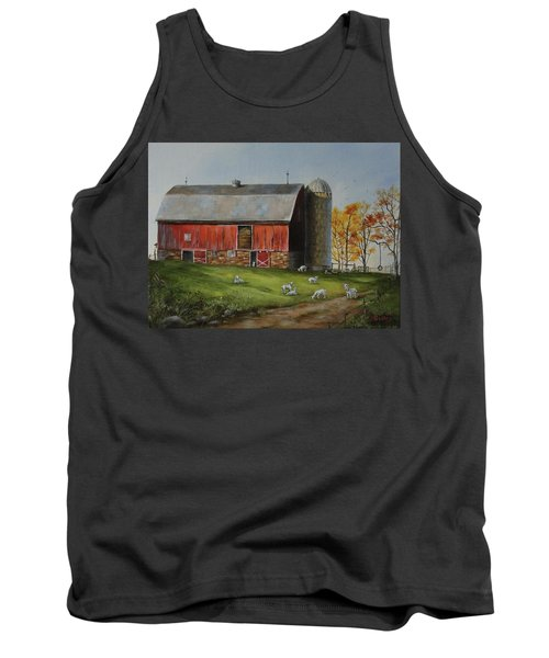Goat Farm Tank Top