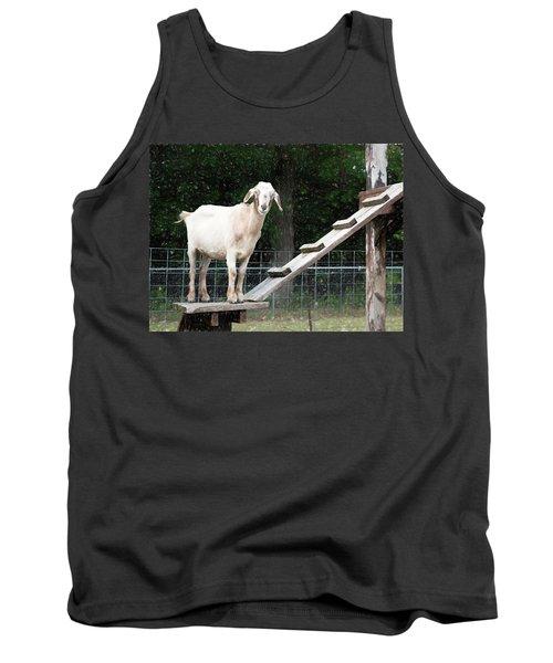 Goat Smile Tank Top