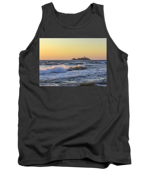 Godrevy Lighthouse  Tank Top