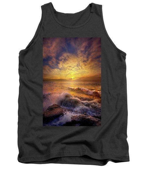 Tank Top featuring the photograph Gods Natural Cure by Phil Koch