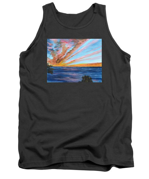 God's Magic On The Key Tank Top