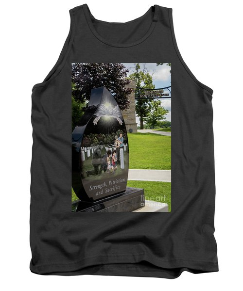 God's Veterans Tank Top