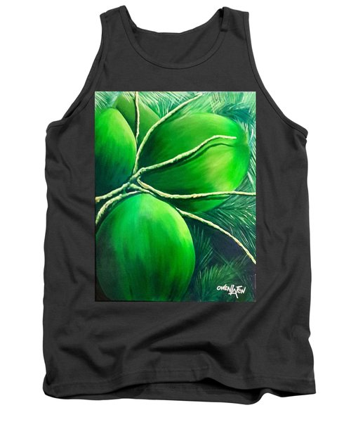 Going Nuts Tank Top