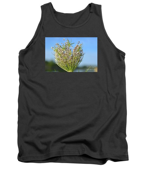 Tank Top featuring the photograph Going To Seed by Lila Fisher-Wenzel