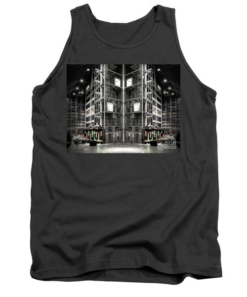 Going Up Tank Top by Brian Jones