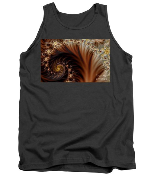 Gold In Them Hills Tank Top
