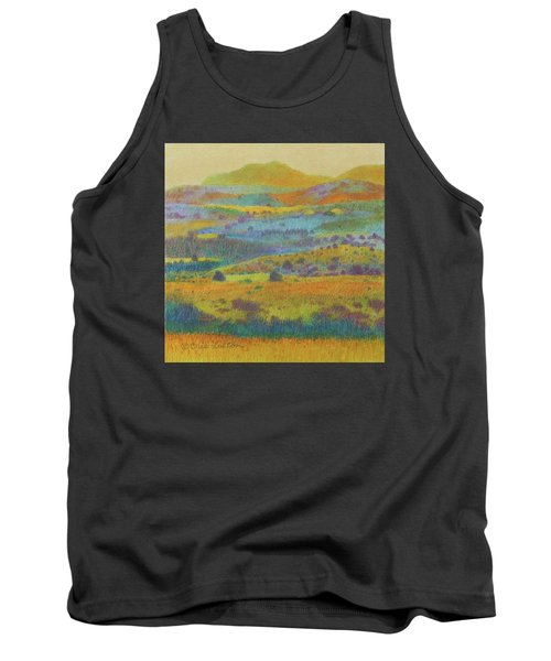 Golden Dakota Day Dream Tank Top