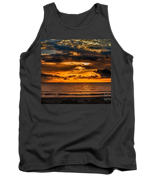 Golden Dawn Tank Top
