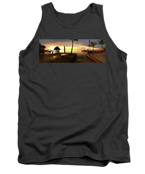 Tank Top featuring the photograph Golden Dream by Steven Lebron Langston