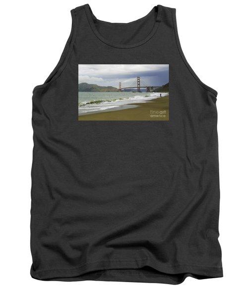Golden Gate Bridge #4 Tank Top
