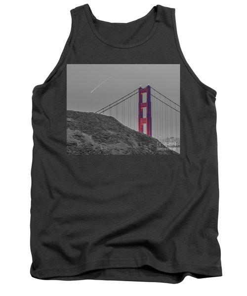 Golden Gate  Tank Top
