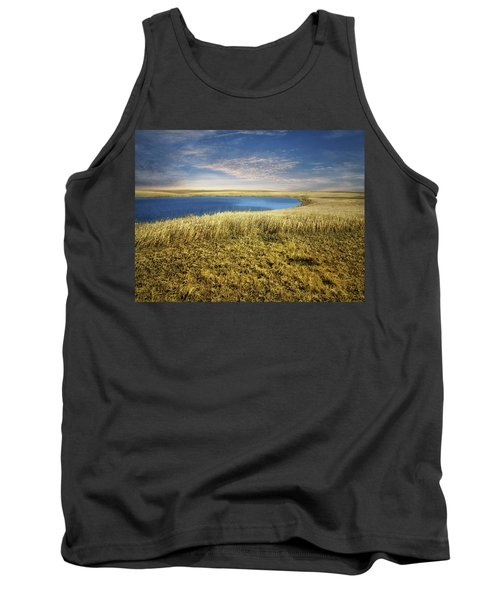 Golden Prairie Tank Top