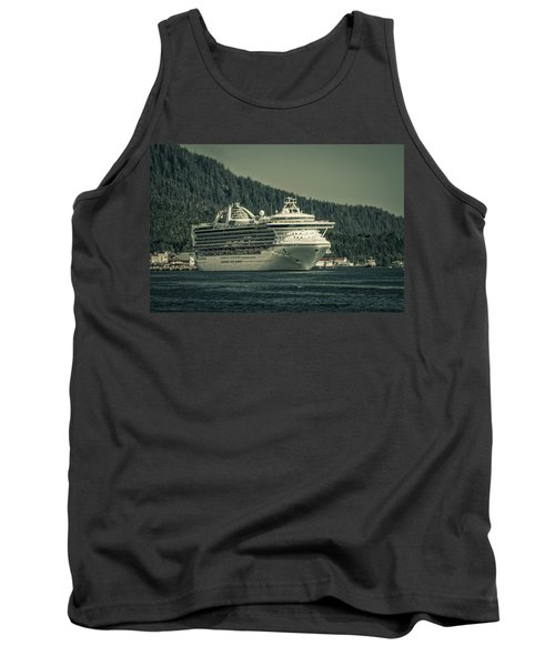 Tank Top featuring the photograph Golden Princess  by Timothy Latta