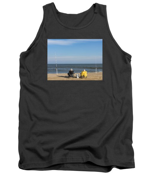 Golden Years Tank Top