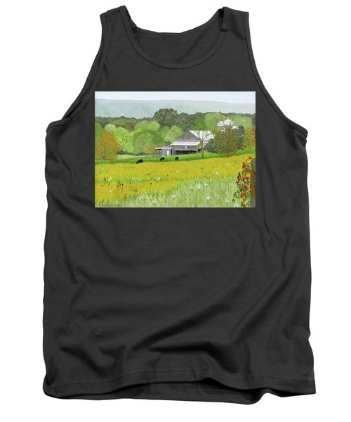 Goldenrod Abounds Tank Top