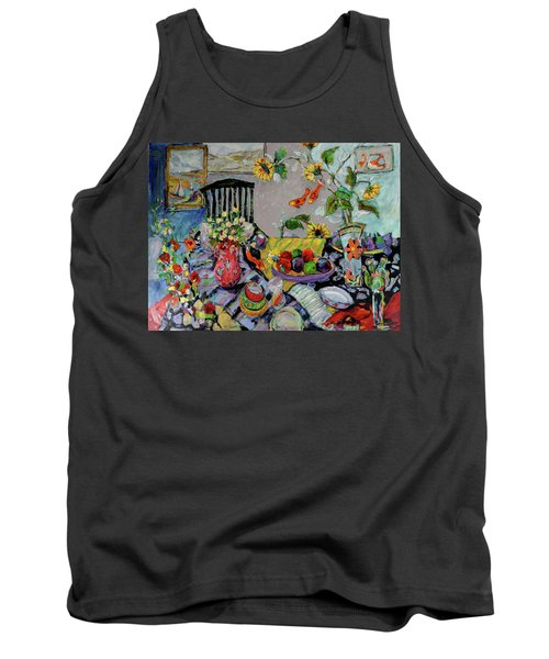Goldfish Rumble Tank Top