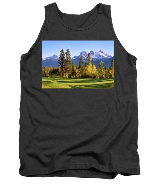 Silvertip Golf Course Tank Top