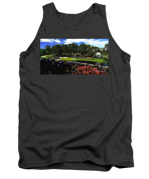 Golf Masters Tank Top