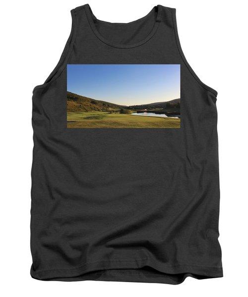 Golf - Natural Curves Tank Top